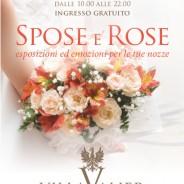 SPOSE E ROSE PRESSO VILLA VALIER DI MIRA (VE) – 08 MAGGIO 2016